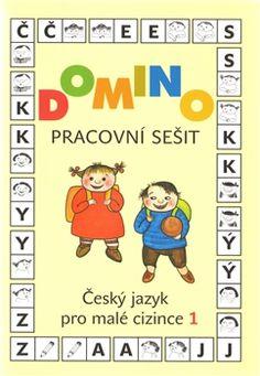 Obálka titulu Domino Český jazyk pro malé cizince 1 Czech Republic, Family Guy, Comics, Fictional Characters, Comic Book, Fantasy Characters, Comic Books, Comic, Comic Strips