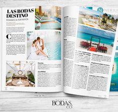Los invito a leer una colaboración de #articulo especial de 3 pgs. para la revista BODAS&CO con muchos tips para su próxima @bodasdestino por #CarmenLaborin ... Pueden encontrar la revista digital en Zinio (mx.zinio.com) o !mejor impresa en Sanborn's! #BODADESTINO #ROMANCE #BODASDESTINO #MATRIMONIO  #DESTINATIONWEDDINGS #TIPS #REVISTA #CASAMENTO