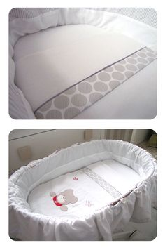How to do a set of sheets for bassinet or stroller # DIY