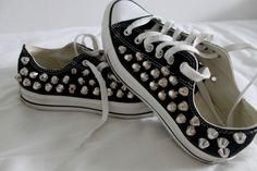 #Studded #shoes