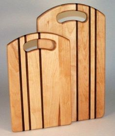 How is this made/cutting board designs - Router Forums