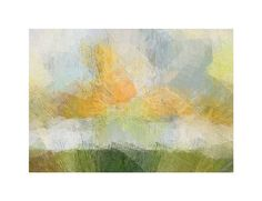 "LARGE CANVAS ART - Abstract Print - 37"" x 26"""