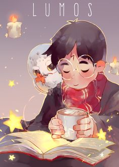Harry and Hedwig                                                                                                                                                                                 More