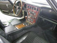 1968 Toyota 2000GT Interior