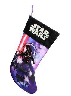 Star Wars Weihnachtsstrumpf Darth Vader 45 cm