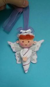 Ravelry: Amigurumi Angel pattern by Maria Müller