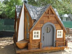 Custom-built Playhouse designed by  LRO Residential    It's that time of year again!  CASA is selling raffle tickets for 19  playhouses...