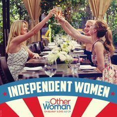 Celebrate your independence with your favorite threesome. http://bitly.com/TOW_BluRay