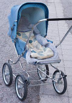 Stroller, circa 1980's