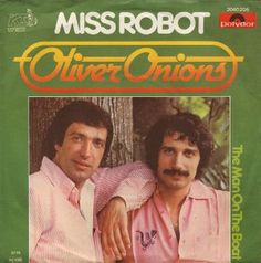 LP7 - Oliver Onions - Miss Robot / The Man on the Boat - Bud Spencer / Terence Hill - Datenbank