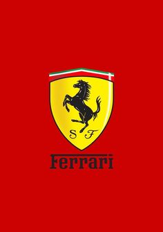 The Ferrari California was unveiled at the 2008 Paris Motor Show. The car went into production in 2008 and is still being produced by Ferrari. The car is available as a 2 door grand tourer coupe and as a hard top convertible. Ferrari F1, Ferrari Sign, Ferrari Party, Car Brands Logos, Car Logos, Auto Logos, Motorcycle Logo, Ferrari California, Car Badges