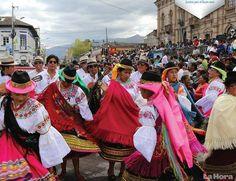 Cayambe vive sus fiestas a lo grande : Viaja : La Hora Noticias de Ecuador, sus provincias y el mundo