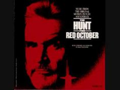 The Hunt for Red October by Basil Poledouris - Hymm to Red October. This opens the movie. Always gives me chills when I listen to it. Rest in Peace, Tom Clancy.
