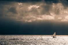 500px / Jangada in a Storm by Mario Moreno
