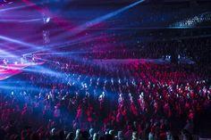 Another rockin' concert at AMSOIL Arena, DECC, Duluth, MN.  Photo Credit: Sam Alvar