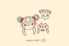 可愛い Doodle Icon, Bullet Journal Art, Pop Design, Cute Doodles, Line Sticker, Step By Step Drawing, Cute Illustration, Easy Drawings, Happy Birthday