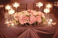 Another sweetheart table idea