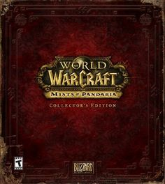 World of Warcraft: Mists of Pandaria Collector's Edition by Blizzard Entertainment, http://www.amazon.com/gp/product/B0050SZDAO/ref=cm_sw_r_pi_alp_yjwFqb0APC69P