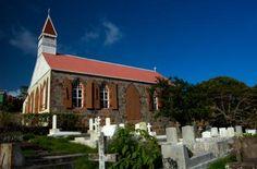 Anglican Church Saba Dutch Caribbean