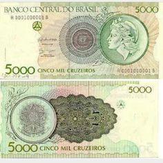Brasil / 5.000 cruzeiros