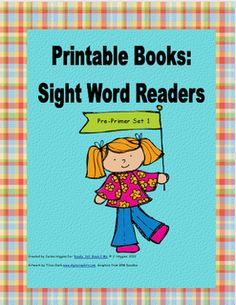 for sight Word Readers