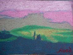 Tuscan landscape 8