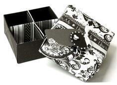 Kaiser Craft Valentine Chocolate Box (pdf instructions: http://www.kaisercraft.com.au/newsite/projects.php?proj=380&pdf=1)