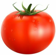 Tomato based foods rich in the antioxidant lycopene can help prevent premature and aid with sun protection! Click the tomato to learn more. Red Fruit, Fruit Art, Fruit And Veg, Fruits And Vegetables, Image Fruit, Vegetable Pictures, Food Clipart, Red Tomato, Food Pyramid