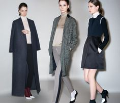 Celine Pre-Fall 11 Collection & Spring 11 Campaign