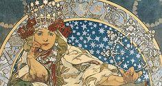 Worcester Art Museum - Alphonse Mucha: The Spirit of Art Nouveau