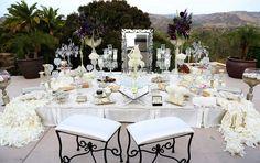 Afsaneh Sargordian's Sofreh Aghd for Atusa's Wedding