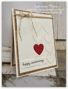 Craft-somnia Momma: Valentine {Golden} Anniversary