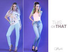 Qual dos looks você mais gostou? #ThisOrThat