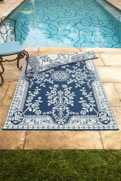 St. Jean de Luz Mat from Soft Surroundings
