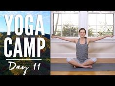 Yoga Camp – Day 11