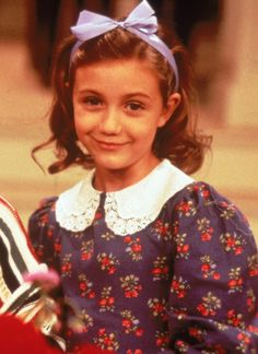"Madeline Zima is best known for playing the youngest child Grace Sheffield in the family friendly '90s sitcom ""The Nanny."""