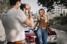 BRAVE Leather Fall/Winter 2017/18 Campaign for Men and Women, Vika Belt & Viktoria Crossbody
