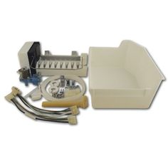 Supco RIM313 Replacement Kit for Whirlpool 1129313 and ECKMF-64 by Supco. $55.80. From the Manufacturer                Designed to replace the Whirlpool 1129313 and ECKMF-64 add-on an icemaker kit. This kit also replaces: 1105298, 1114185, 1118554, 1118555, 1118746, 1129312, 1129314, 468150, 8050, 8050-1, 8050-2, 8150, 940556, 941555, 984827, 987613, ECKMF2, ECKMF3, ECKMF4, ECKMF5, ECKMF11, ECKMF51, ECKMF6, ECKMF61, ECKMF63, ECKMF64, KIMF8.                                    Pro...