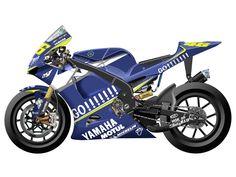 Yamaha YZR-M1 2005 - Go!!!!!!!!!