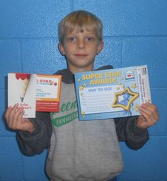 Silar is our Kid of the Day! Way to go!