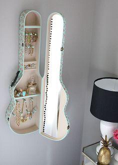 Musical Genius teen bedroom inspiration