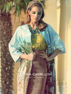 Collezione S/S 2013 | ERIKA CAVALLINI – Semi Couture