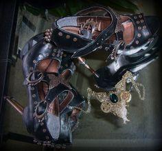 Hades/Metropolis Heels Sky Captain