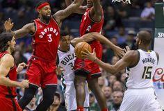 Milwaukee Bucks vs Toronto Raptors Live Stream Basketball