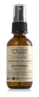Intelligent Nutrients Patchouli Essential Oil Spray