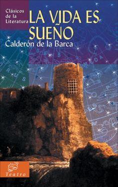 La Vida es Sueño de Calderón de la Barca en pdf (Obra de dominio público - Descarga gratuita)