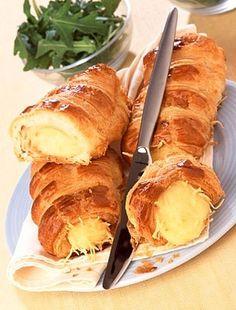 Gyorsan elkészíthető sajtos roló | femina.hu