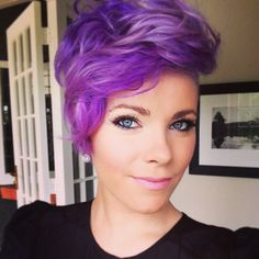 love the cut and style...LOVE the color! maybe not both at the same time though....