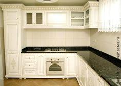 Кухонная мебель - кухня,кухонная мебель,кухонный гарнитур,шкаф,шкафы,буфет