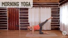 Morgen Yoga Routine: Amp Up (offenes Level) - Yoga Asana Morning Yoga Routine, Asana, Cool Style, Living Yoga, About Me Blog, Health Fitness, Amp, Youtube, Outfits
